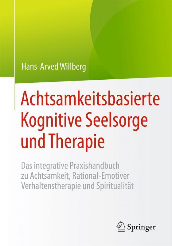 Cover-Bild Achtsamkeitsbasierte Kognitive Seelsorge und Therapie