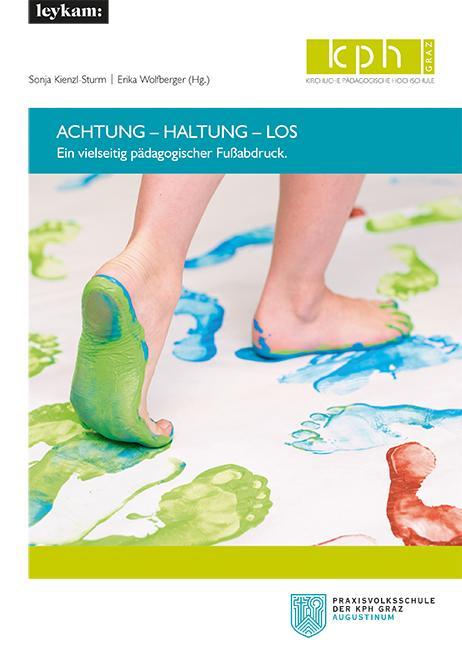 Cover-Bild ACHTUNG – HALTUNG – LOS