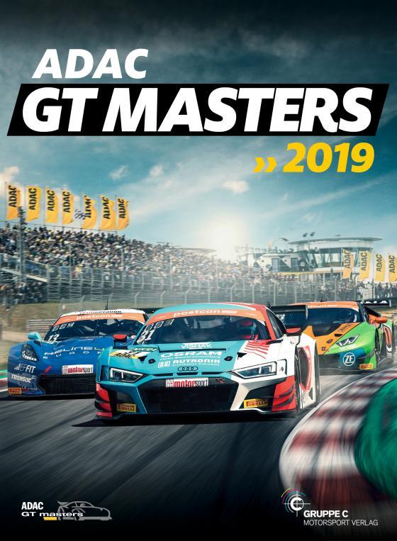 Cover-Bild ADAC GT Masters 2019