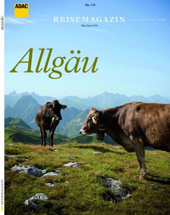 Cover-Bild ADAC Reisemagazin / ADAC Reisemagazin Allgäu