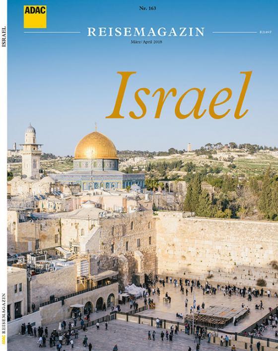 Cover-Bild ADAC Reisemagazin / ADAC Reisemagazin Israel