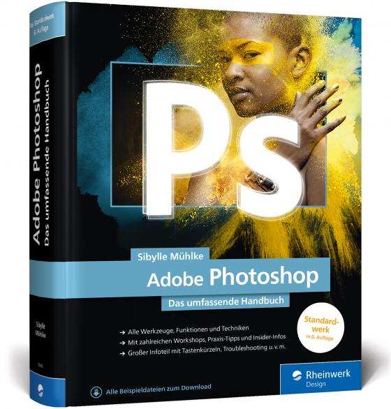 Cover-Bild Adobe Photoshop