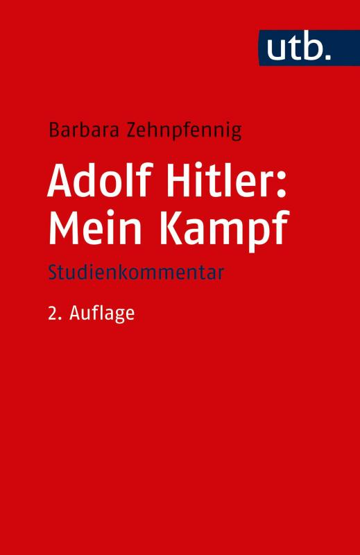 Cover-Bild Adolf Hitler: Mein Kampf