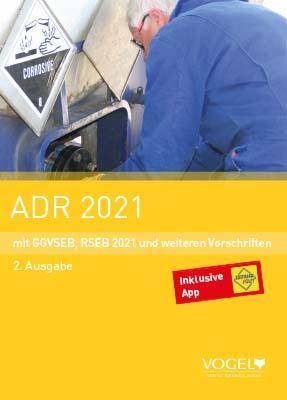 Cover-Bild ADR 2021