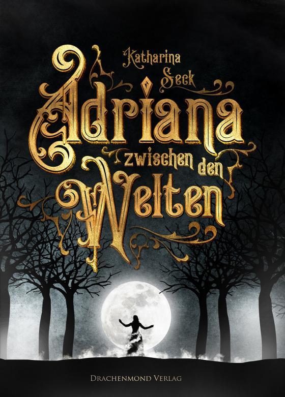 Cover-Bild Adriana zwischen den Welten