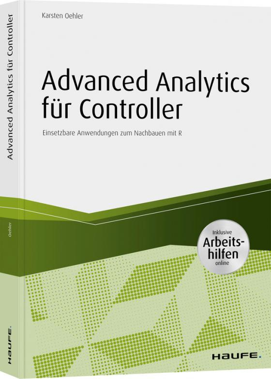 Cover-Bild Advanced Analytics für Controller - inkl. Arbeitshilfen online