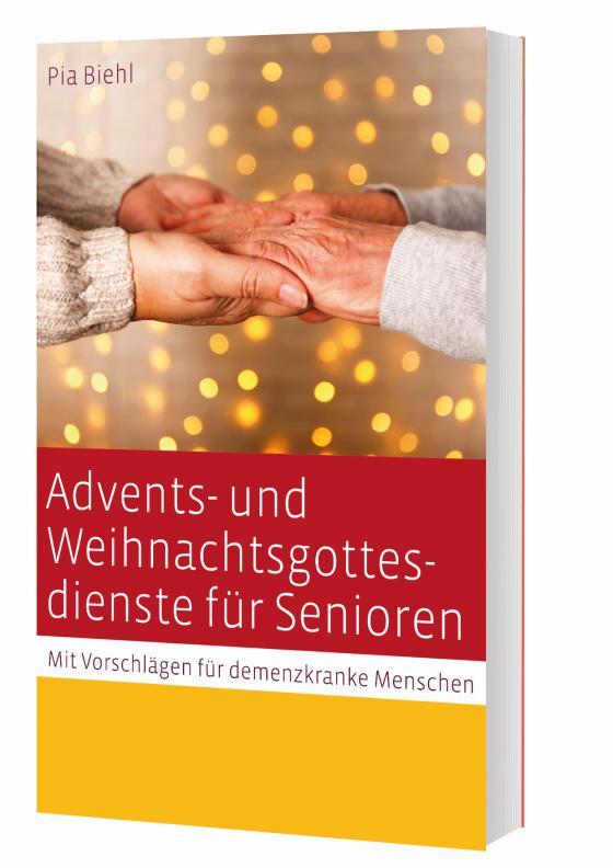 Cover-Bild Advents- und Weihnachtsgottesdienste für Senioren