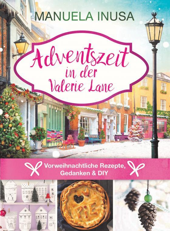 Cover-Bild Adventszeit in der Valerie Lane