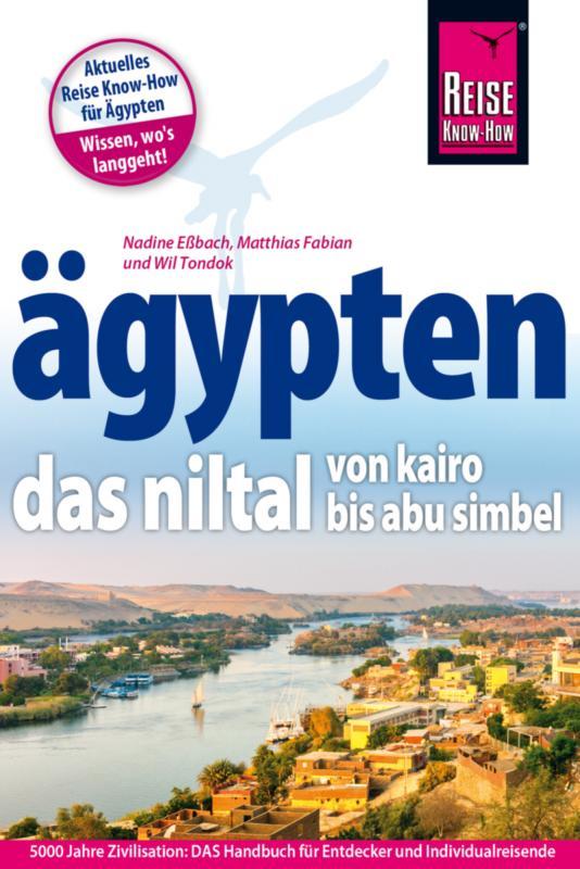Cover-Bild Ägypten – Das Niltal von Kairo bis Abu Simbel