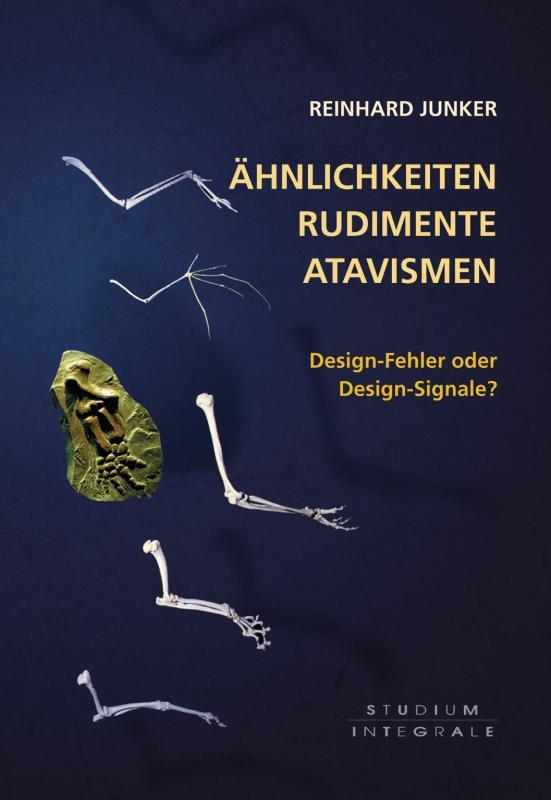 Cover-Bild Ähnlichkeiten, Rudimente, Atavismen