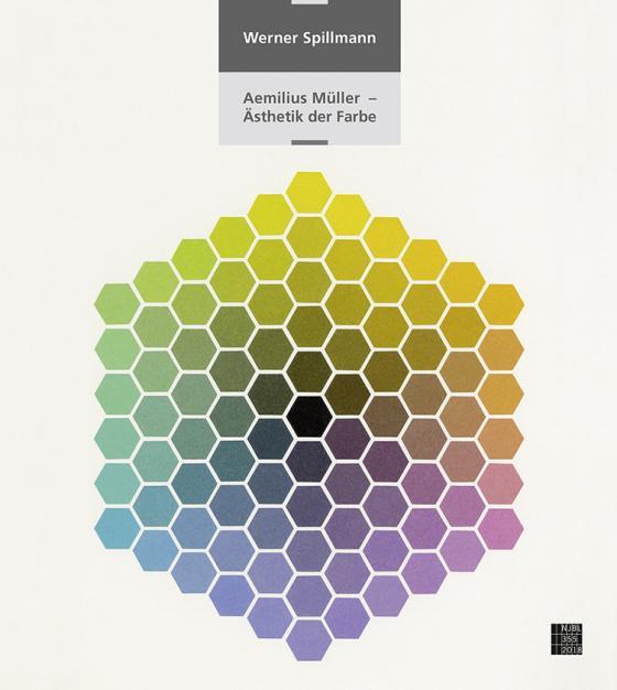 Cover-Bild Aemilius Müller – Ästhetik der Farbe