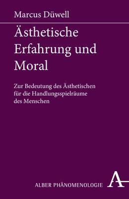 Cover-Bild Ästhetische Erfahrung und Moral