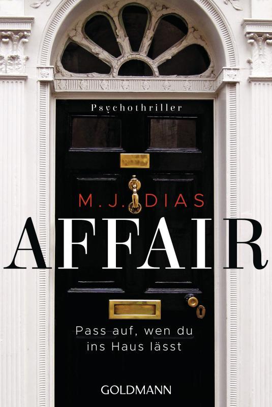 Cover-Bild Affair. Pass auf, wen du ins Haus lässt