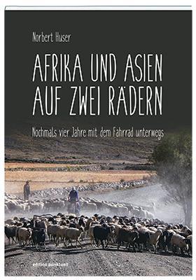 Cover-Bild Afrika und Asien auf zwei Rädern