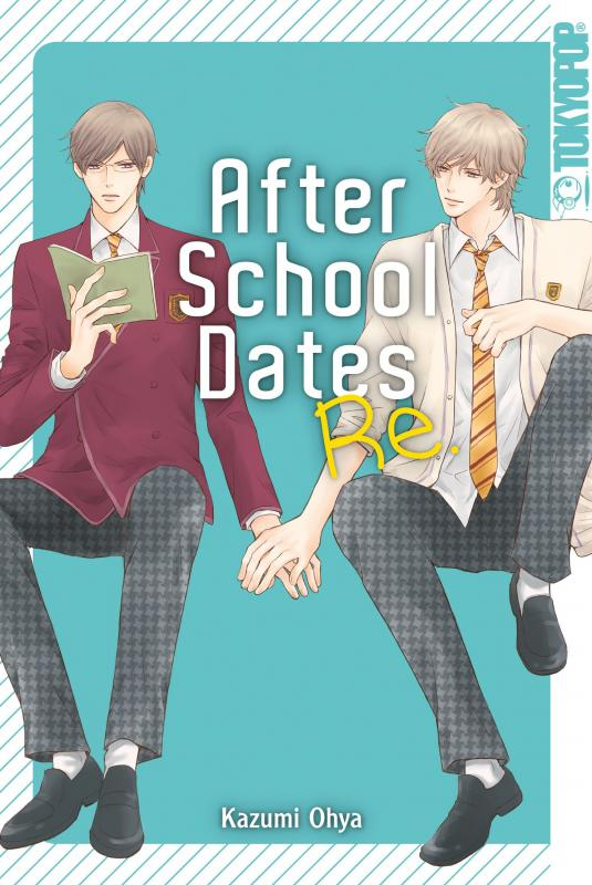 Cover-Bild After School Dates Re.