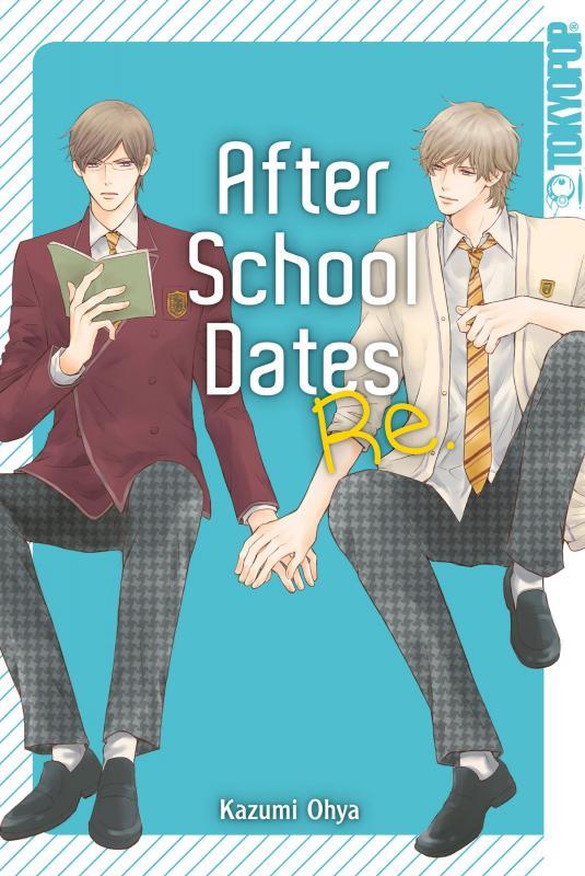 Cover-Bild After School Dates Re.