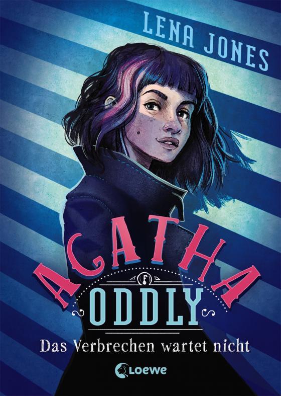 Cover-Bild Agatha Oddly 1 - Das Verbrechen wartet nicht