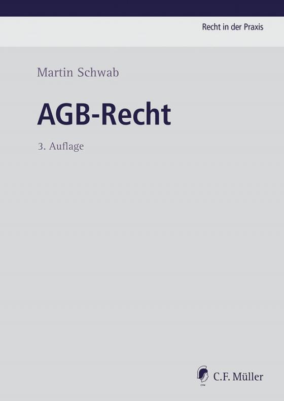 Cover-Bild AGB-Recht