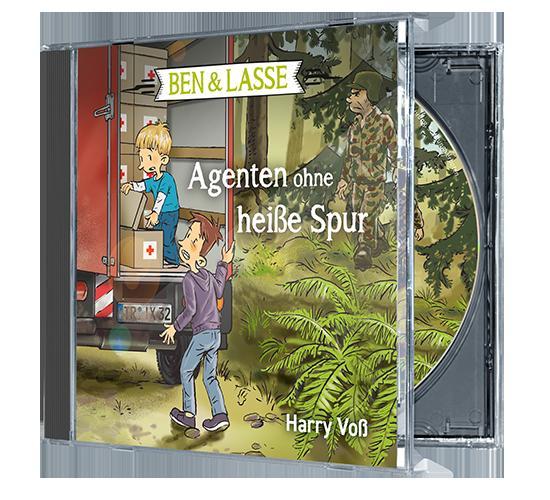 Cover-Bild Agenten ohne heiße Spur