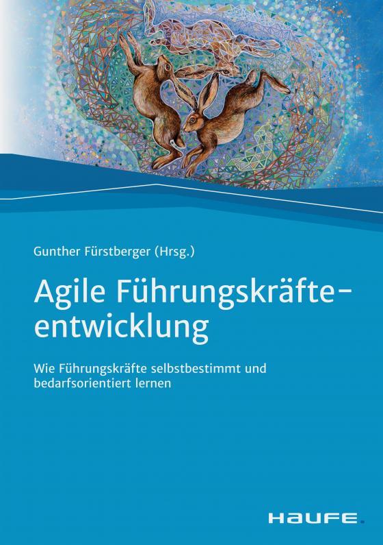 Cover-Bild Agile Führungskräfteentwicklung