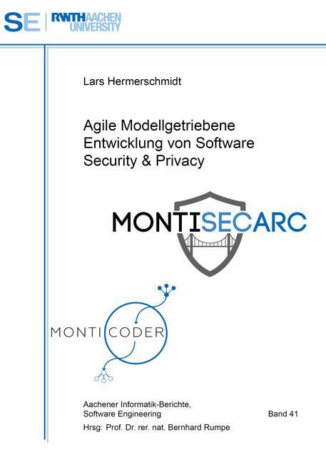 Cover-Bild Agile Modellgetriebene Entwicklung von Software Security & Privacy
