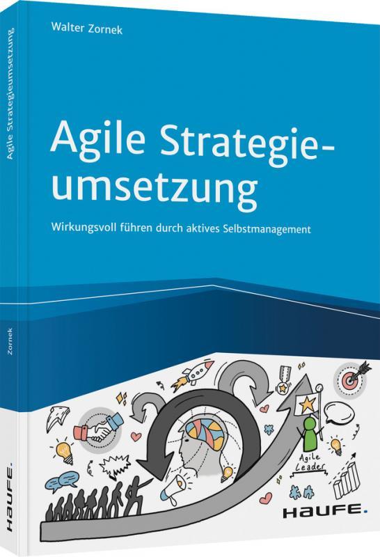 Cover-Bild Agile Strategieumsetzung