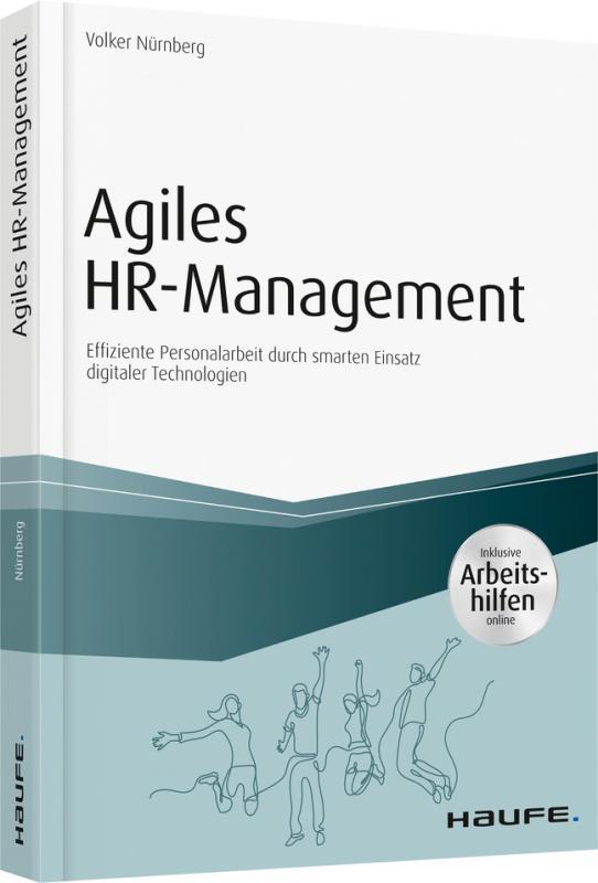 Cover-Bild Agiles HR-Management - inkl. Arbeitshilfen online