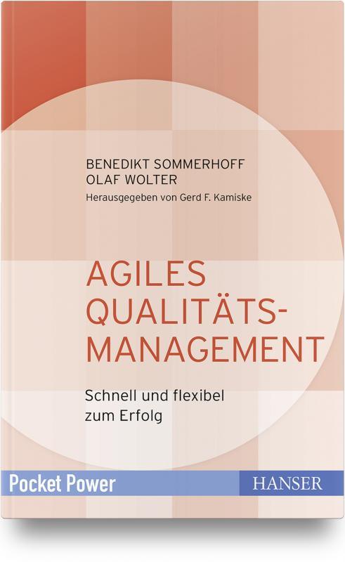 Cover-Bild Agiles Qualitätsmanagement