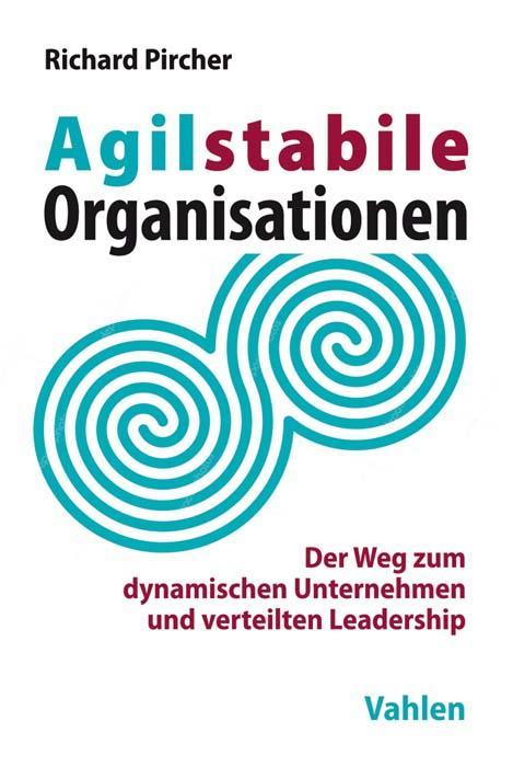 Cover-Bild Agilstabile Organisationen