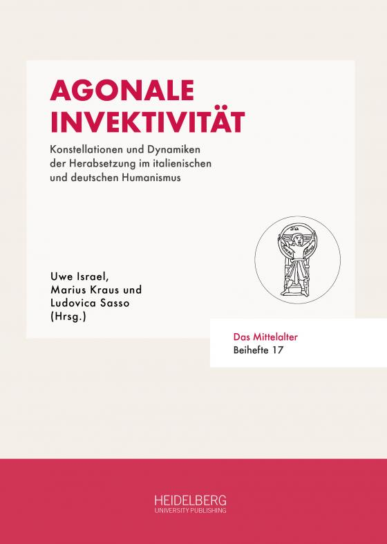Cover-Bild Agonale Invektivität