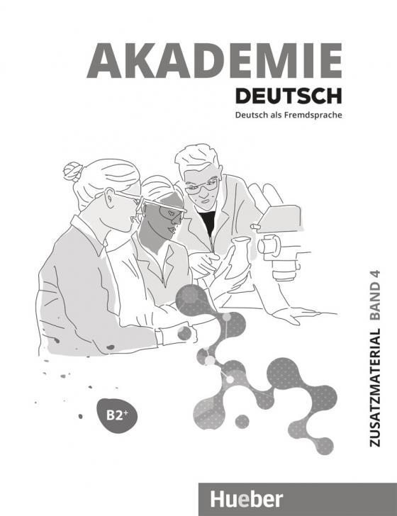 Cover-Bild Akademie Deutsch B2+