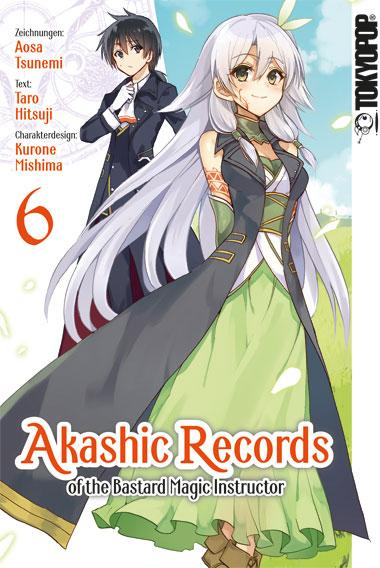 Cover-Bild Akashic Records of the Bastard Magic Instructor 06