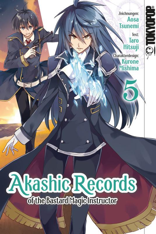 Cover-Bild Akashic Records of the Bastard Magic Instructor - Band 05
