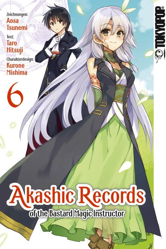 Cover-Bild Akashic Records of the Bastard Magic Instructor - Band 06