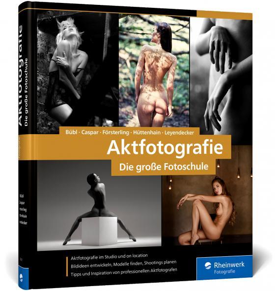 Cover-Bild Aktfotografie