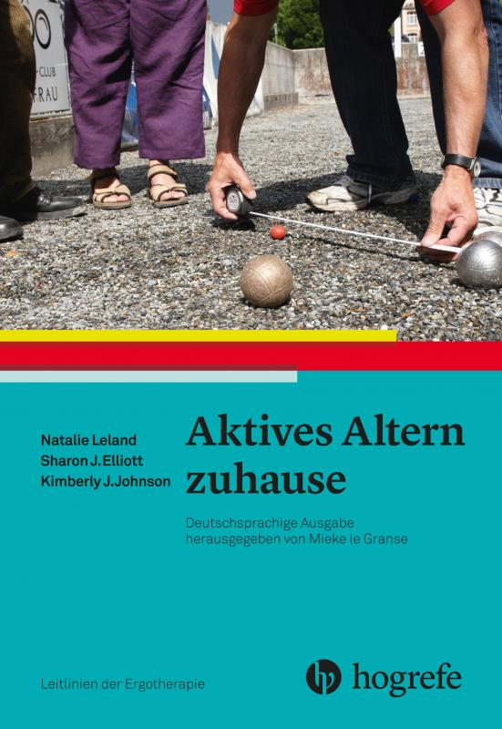 Cover-Bild Aktives Altern zuhause