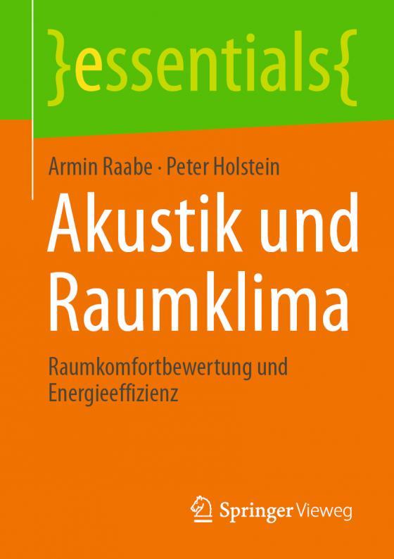 Cover-Bild Akustik und Raumklima