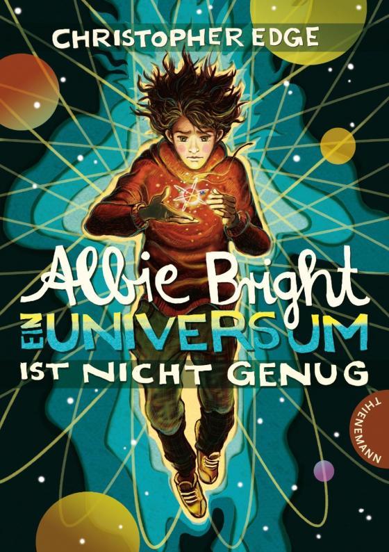 Cover-Bild Albie Bright - Ein Universum ist nicht genug