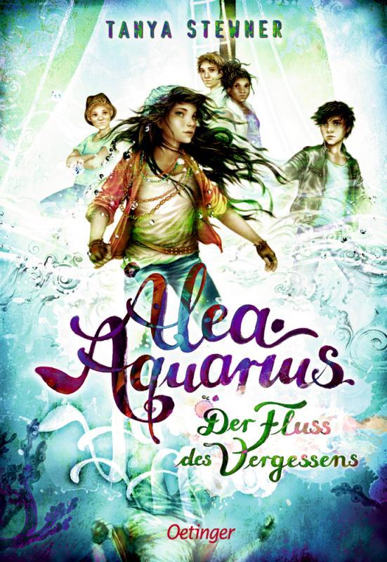 Cover-Bild Alea Aquarius 6
