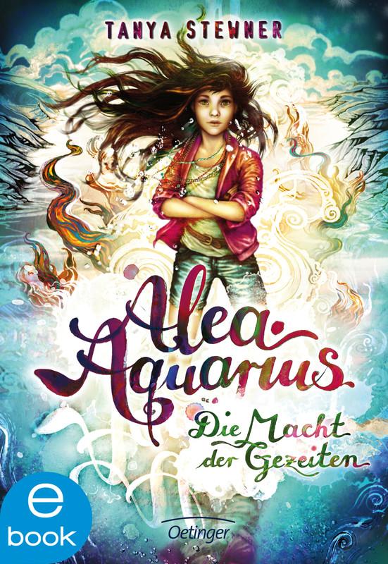 Cover-Bild Alea Aquarius. Die Macht der Gezeiten