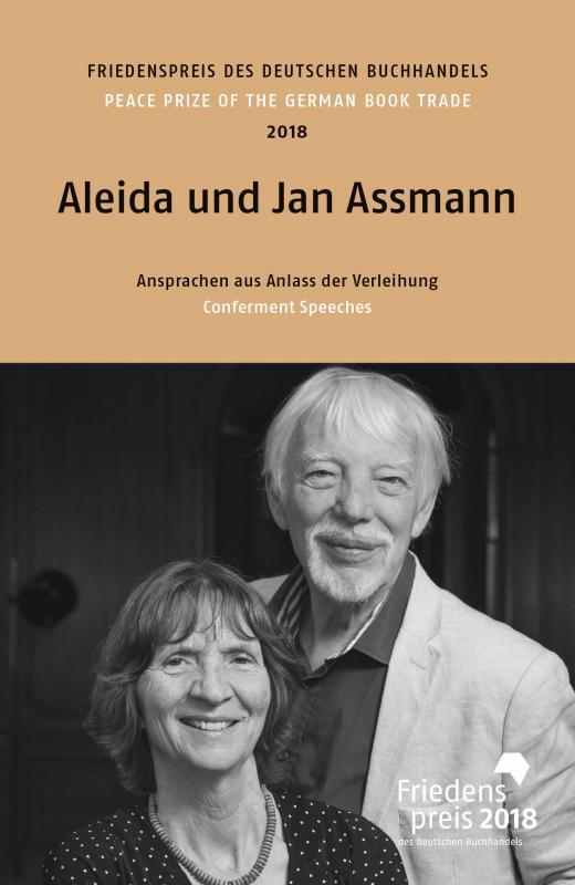 Cover-Bild Aleida und Jan Assmann