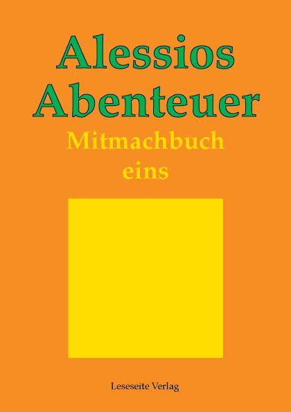 Cover-Bild Alessios Abenteuer