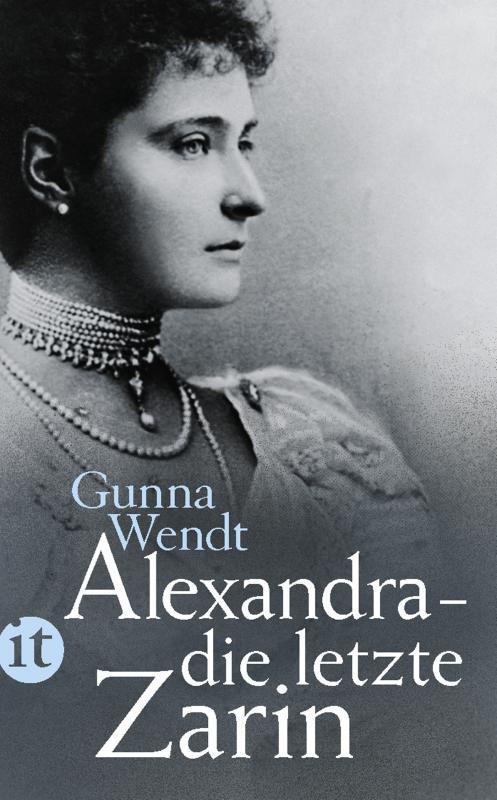 Cover-Bild Alexandra - die letzte Zarin