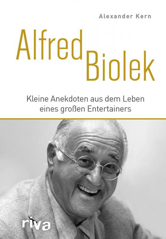 Cover-Bild Alfred Biolek