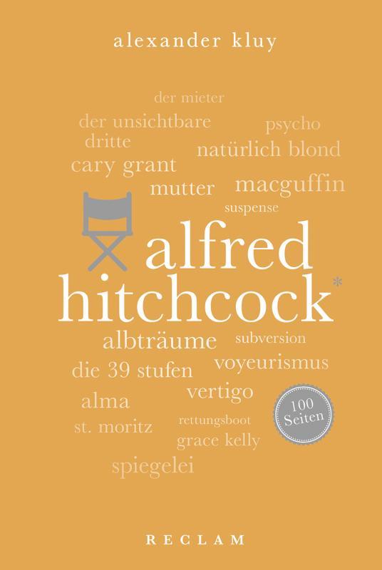 Cover-Bild Alfred Hitchcock. 100 Seiten