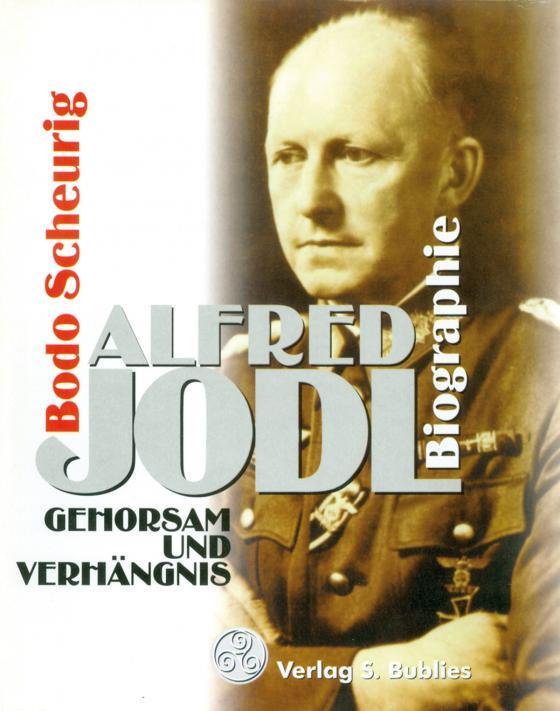 Cover-Bild Alfred Jodl