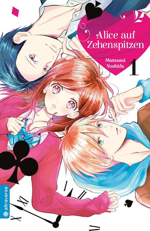 Cover-Bild Alice auf Zehenspitzen 01