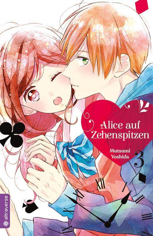 Cover-Bild Alice auf Zehenspitzen 03