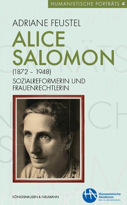 Cover-Bild Alice Salomon (1872-1948)