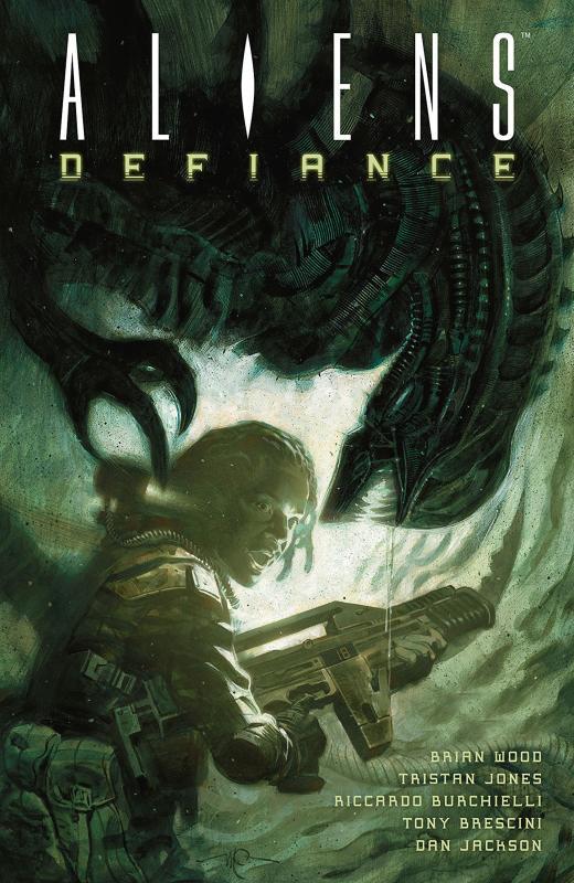 Cover-Bild Aliens: Defiance